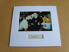 Frank Williams Genuine signed authentic autograph