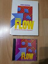 CorelFLOW Diagrams Manual and CD