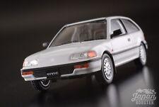[First43 1/43] Honda Civic 1987 White F43-041
