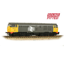 Graham Farish Class 31/1 31154 BR Railfreight DCC Sound Fitted