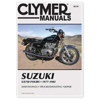 CLYMER 1978-1982 Suzuki GS750E REPAIR MANUAL M370