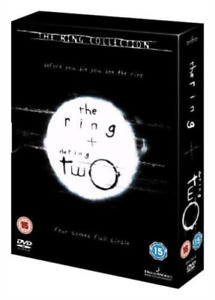 DVD-The Ring & The Ring 2 /DVD  DVD NEW
