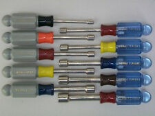 NEW Craftsman 10pc 10 Piece Standard SAE/Metric MM Socket Nut Driver Set