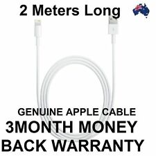 Original Genuine 2M Apple Lightning Data Cable Charger for iPhone 7/7Plus