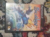 Scaler, PS2 (Playstation 2) CIB, Complete, Black Label, Tested & Working
