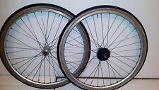 """Mavic 217 Mtb Wheelset. Campagnolo Hubs. 26"""" vintage."""
