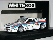 White Box WBR002 Lancia 037 Rallye Winner 1983 Monte Carlo Rally #1 1/43