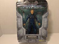 2002 Art Asylum Star Trek Nemesis Shinzon Figure with Reman Dagger [New]