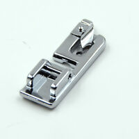 Snap Hemming Foot Feet 1/8'' For Brother Janome Singer Domestic Sewing Machine