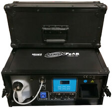 Blizzard Lighting AtmosFear Tour HZ Pro DMX Hazer in ATA Case MAKE US AN OFFER!!