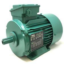 De una sola fase Motor Eléctrico 0.55kW 4 polos 1500rpm Condensador Inicio//Ejecutar 50Hz 230V