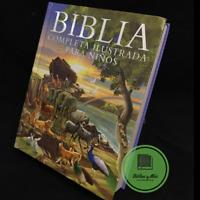 BIBLIA ILUSTRADA INFANTIL PARA NIÑOS