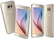 Or - Samsung Galaxy S6 G920V 3GB RAM 4G LTE 32GB NFC 4G LTE Unlocked Téléphone