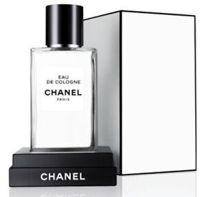 LES EXCLUSIFS DE CHANEL EAU DE COLOGNE 2.5 oz (75 ml) Spray NEW in BOX & SEALED