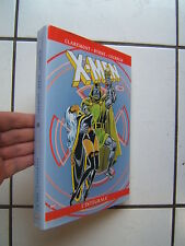 MARVEL / PANINI / INTEGRALE X MEN  1981  / BYRNE  / CLAREMONT  / EO