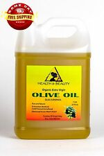 OLIVE OIL EXTRA VIRGIN ORGANIC UNREFINED by H&B Oils Center COLD PRESSED 7 LB