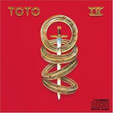 Toto: Toto IV Japan Import w/ Artwork MUSIC AUDIO CD 1982 CBS Pop Rock CK 37728