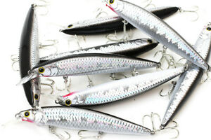 LUCKY CRAFT SW Surf Pointer 115 MR - 765 MS Anchovy (1qty)