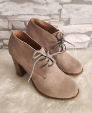 Dr. Scholl Lace Up suede Ankle Boots 42 7.5 uk