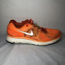 Nike Lunar Eclipse 2 Men's Size 11 Orange Running Shoes (487983-808)