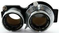 【Near Mint】 MAMIYA SEKOR S 80mm f/2.8 BLUE DOT For C330 S Lens from Japan FedEx