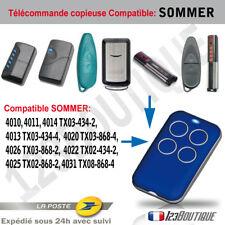Télécommande compatible SOMMER 4010 4011 4014 4013 4020 4022 4023 4025 4026 TX03