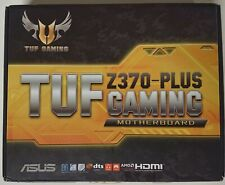 ASUS TUF Z370 PLUS GAMING Motherboard Intel LGA1151 DDR4