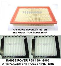 GENUINE RANGE ROVER P38 PETROL V8 AIR FILTER up to TA346793 ESR341P