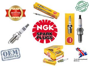 4x NGK Metal Glow Plugs 119.7mm 11V Vauxhall - Agila Astra Corsa Meriva Tigra