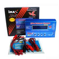 LCD Dual Power Netzteil Ladegerät Li-Ion Balance Charger Netzteil für IMAX B6AC