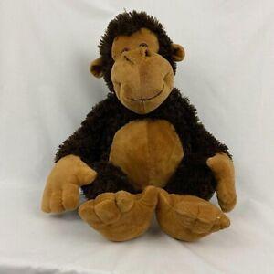 Chimpanzee Plush Animal Alley Toy-R-Us
