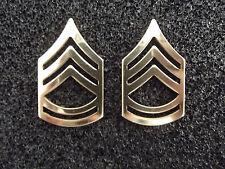 (A8-159) US Rangabzeichen Metall Sergeant First Class