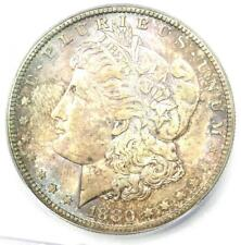1880-S Morgan Silver Dollar $1 - Certified ICG MS67 - Rare in MS67 - $730 Value!