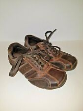 Bed Stu womens lace up shoes, size 8 rustic brown leather