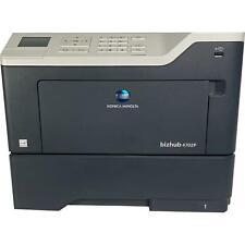 Laserdrucker A4 Konica Minolta Bizhub 4702P Duplex LAN USB max. 250.000 Seiten