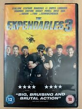 The Expendables 3 DVD 2014 Action Movie w/ Sylvester Stallone + Jason Statham