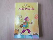 Kirsten Boie - NELLA_PROPELLA - dtv junior - TB - (19789)