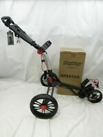New Bag Boy Spartan Push Pull Golf Cart Bag Carrier - BagBoy Choose Color