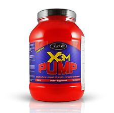 X3m PUMP 1000g harcore Booster per l'allenamento di The Nutrition