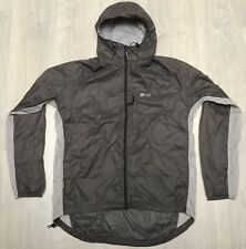 MONTANE LITE-SPEED PERTEX MICROLIGHT lightweight running MEN'S HOODED JACKET - M