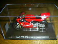 Ixo 1:24 Motorbike Cagiva 500 John Kocinski 1994 - Rare