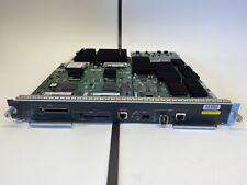 Cisco WS-SUP720-3B Module + WS-F6K-PFC3B V02