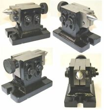 """TAILSTOCK FOR VERTEX AND SOBA 4 & 6"""" ROTARY TABLE FOR MILLING MACHINE ETC"""