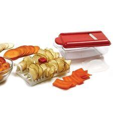 Norpro Microwave Potato Chip Maker DIY Slicer Healthy Custom Flavor Carrot 561