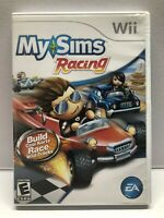MySims Racing (Nintendo Wii, 2009) Clean & Tested Working - Free Ship
