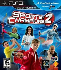 Sports Champions 2 - Playstation 3 Game