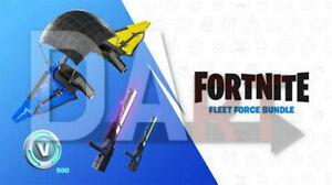 Nintendo Switch Fleet Force Bundle PRESALE READ