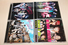 Kis-My-Ft2 - WANNA BEEEE!!! / Shake It Up <3 ver + SHOP ver> (limited CD+DVD)