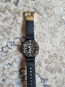 Seiko Prospex Solar SNE498P Dive Watch Tuna