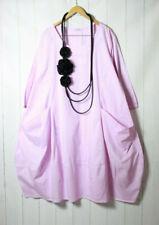 Moonshine Tunika Kleid Ballonkleid  48 50 52  Lagenlook Lila Gr 2